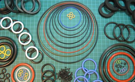 Assorted o-rings