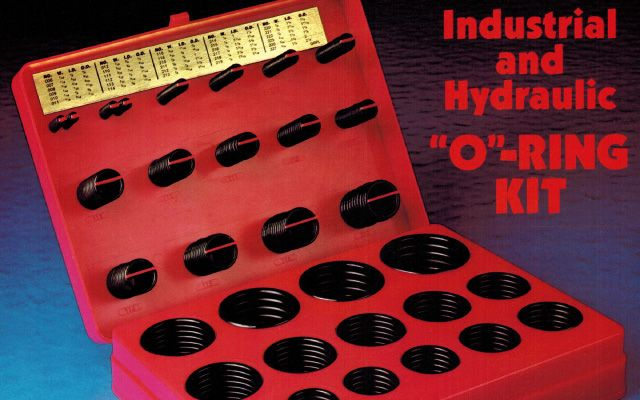 Industrial and Hydraulic O-Ring Kit