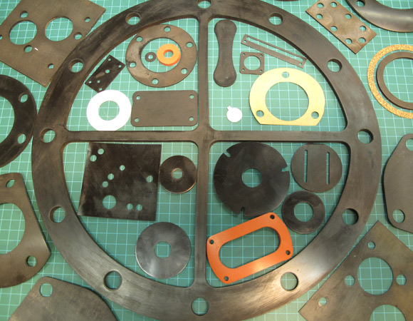 Assorted gaskets