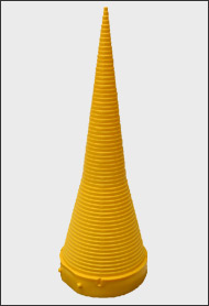 "9ESPCONE 18"" O-Ring Measuring Cone"
